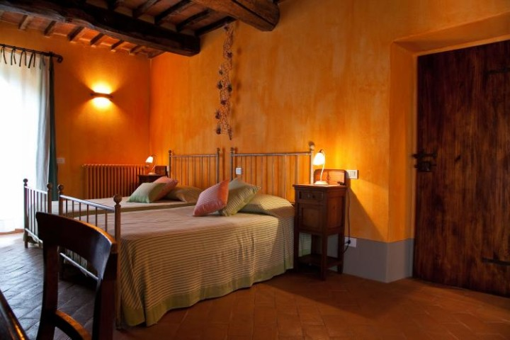 italy vacation rental Pienza