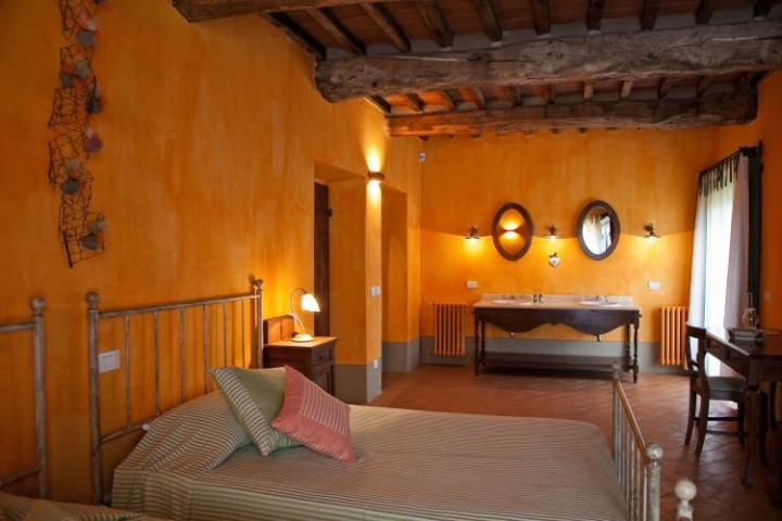 luxury accomodation tuscany