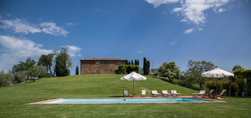 villa rental tuscany Podere Regello - Pienza