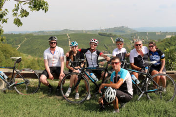 Piedmont bike trip