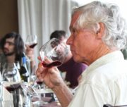 wine tastign barolo