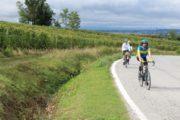 biking Langhe