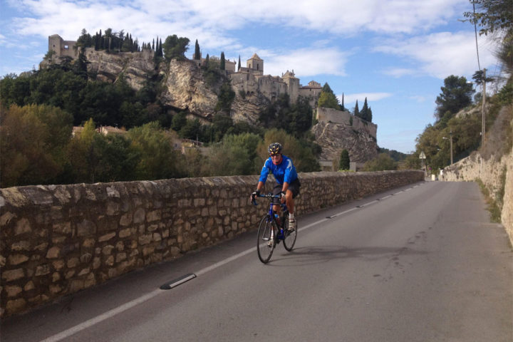 bike tour France