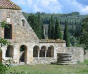 bicycle tour Tuscany