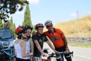 cycling vacation Tuscany