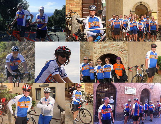 bike jersey cicloposse tours