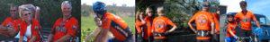 orange bike jersey