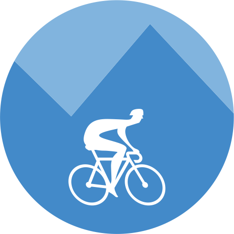 CHALLENGING Cycling Levels & Difficulty