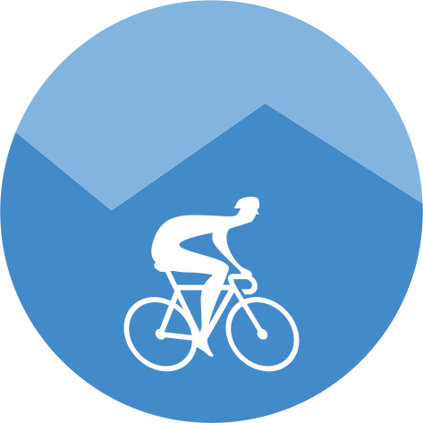 MODERATE Cycling Levels & Difficulty