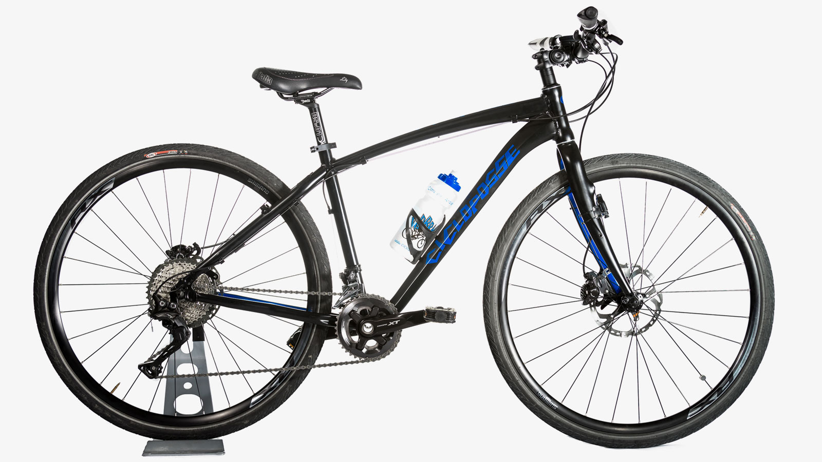 hybrid disk brake cicloposse Bikes & Equipment