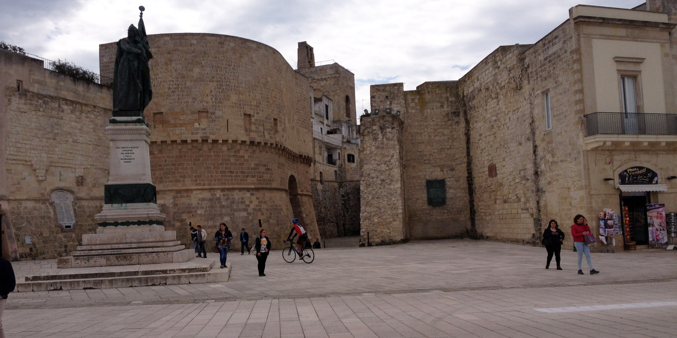 Puglia Salento Bike Tour