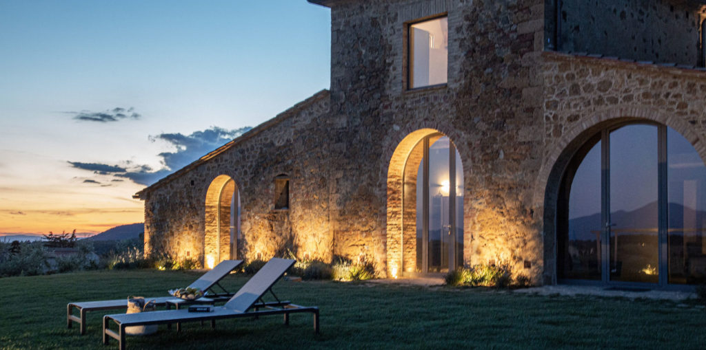 best villa in south tuscany
