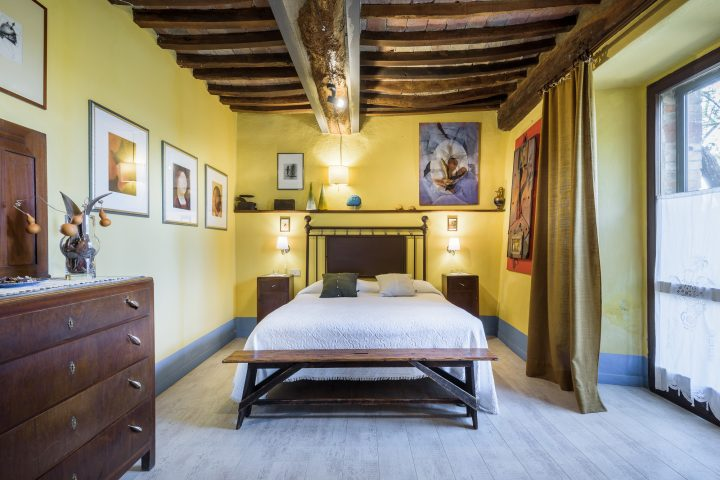 countryhouse Pienza