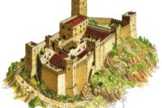 castello di Canossa Emilia Romagna Cycling Trip