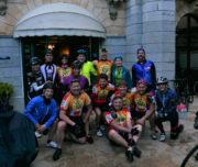 soller cyclist on bike tour