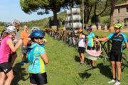 bike ride in chainti classico