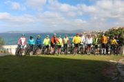alghero bike ride