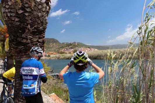 classic bike tour Sardinia