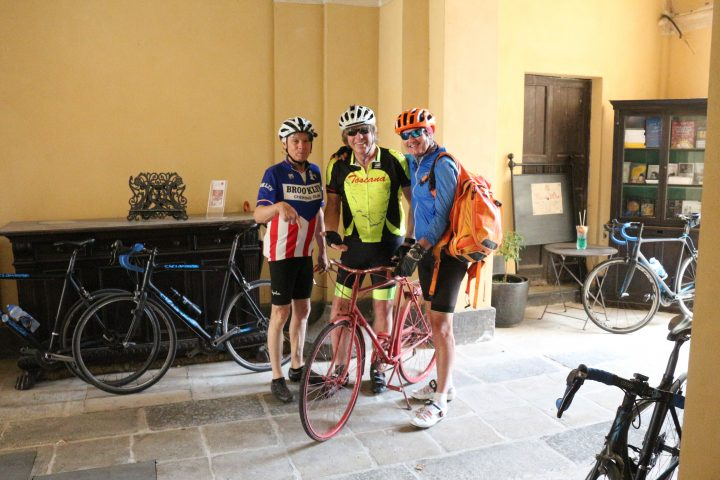 Bike tour Sardinia