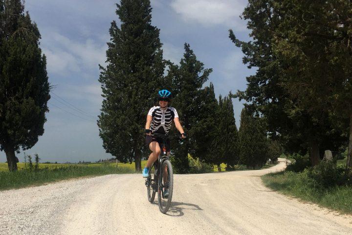 e-bike Pienza