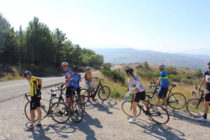 bike montalcino