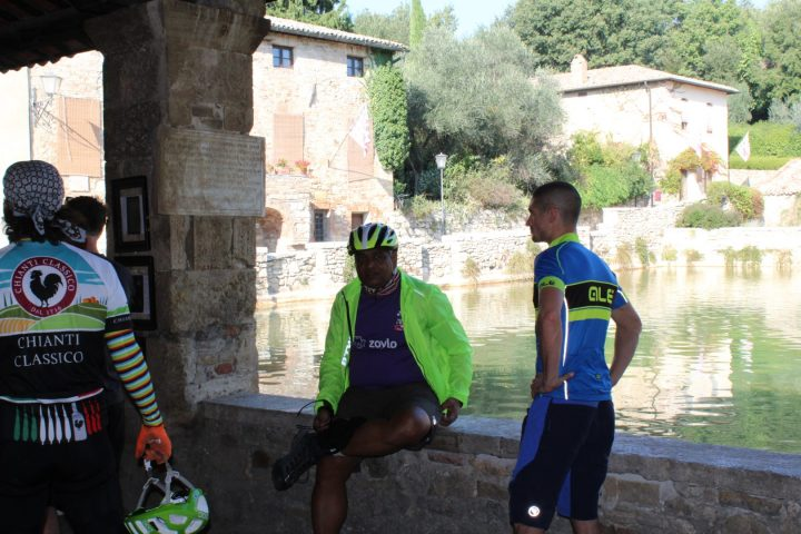 val d'orcia bike tour