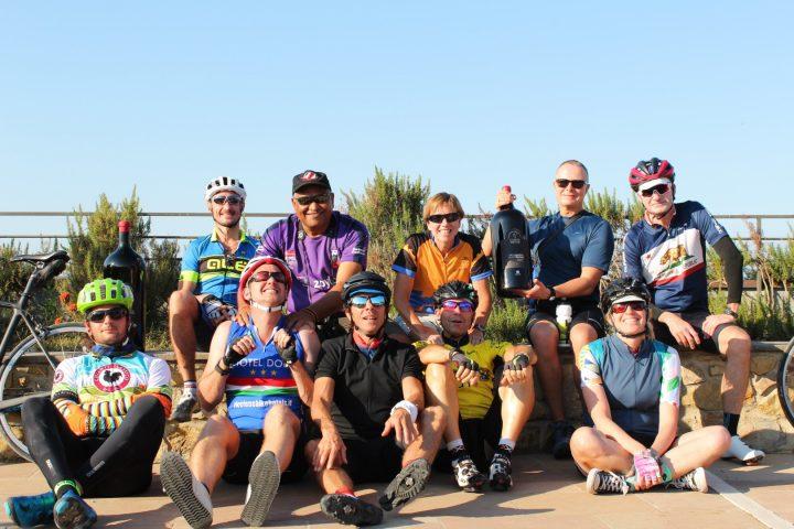 bike wine tour