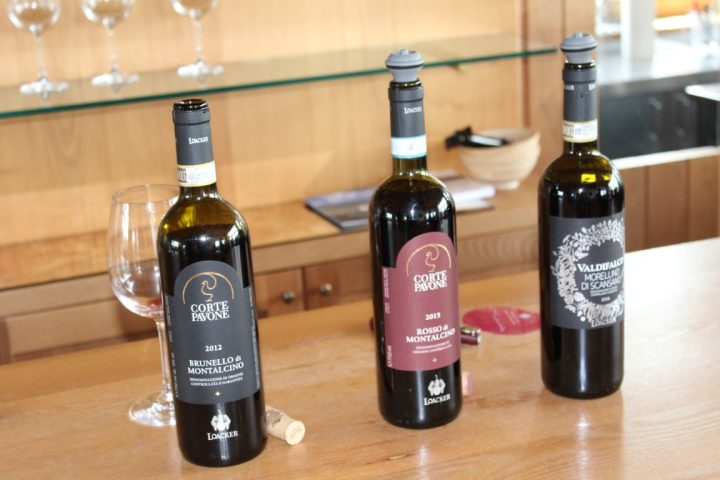 wine tour brunello