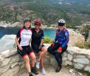 bike advenure in Corsica