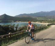 bike ride in Corsica