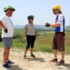 road cycling in tuscany