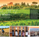 Tuscany on 2 wheels