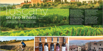 Tuscany e-biking