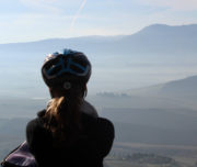 cycling tour pienza