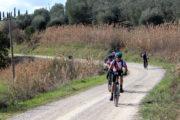 bike riding tuscany