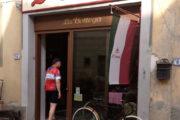 gaiole eroica cycling