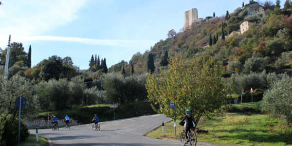 Top 5 bike tour destinationsin Italy, for when travel restrictions are lifted!