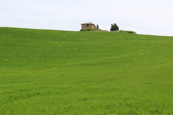 where to bike in Tuscany