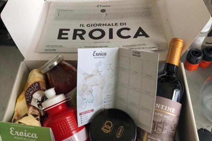 eroica paccogara Eroica Montalcino 2020