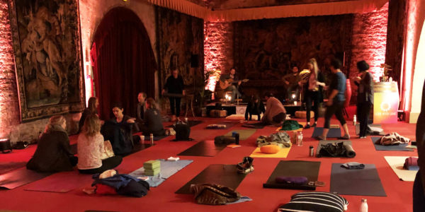 Lead with Love yoga retreats