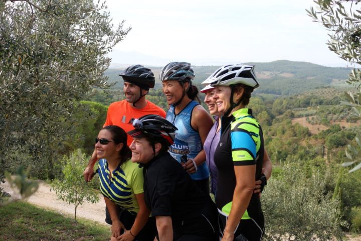 REI travel cycling italy