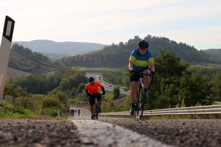 REI adventures cycling tuscany