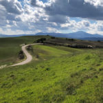 Why start bike tour in Pienza?
