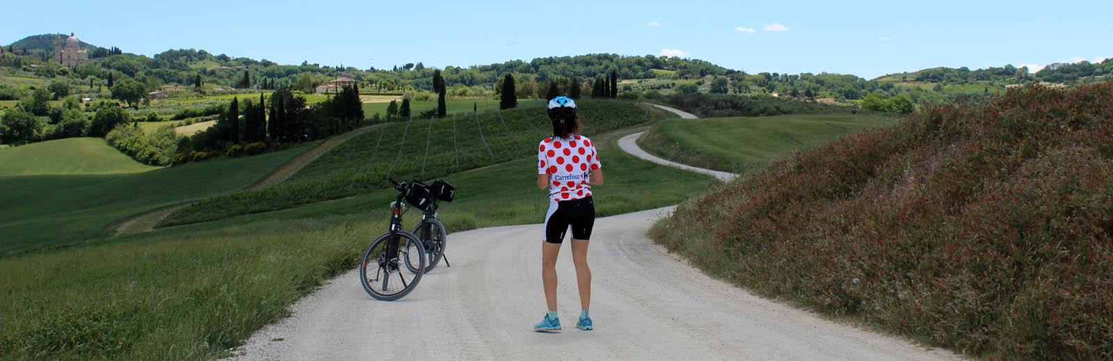 barra per it 11 Cycling & Yoga  in Tuscany
