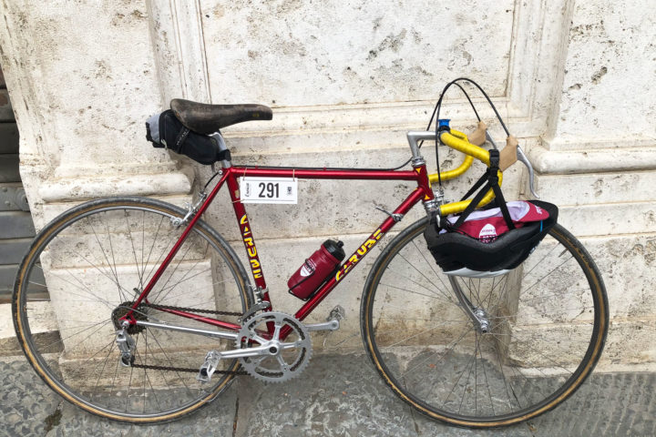 Eroica montalcino 21 bike vintage